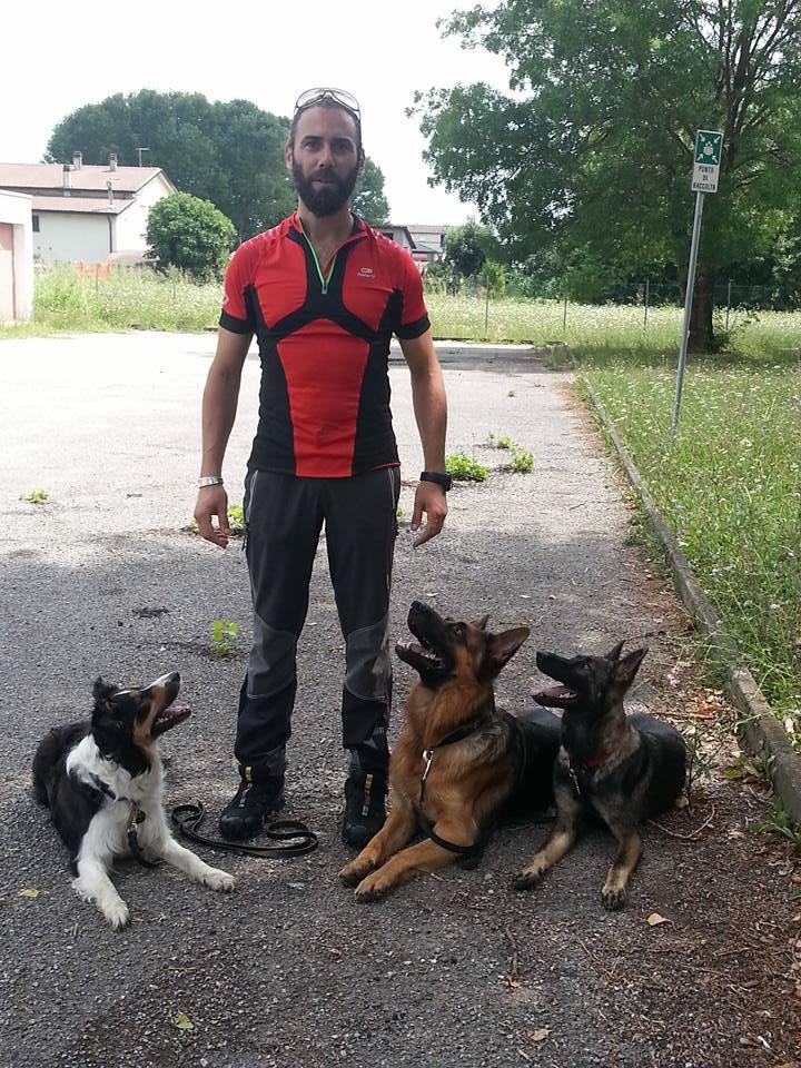 Stefano Bonaldo Addestratore di Cani
