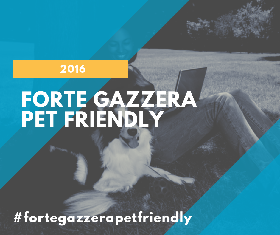 Forte Gazzera Pet Friendly