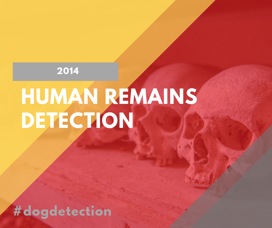 Human Remains Detection